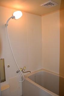 PRIVⅥ 02020号室の風呂