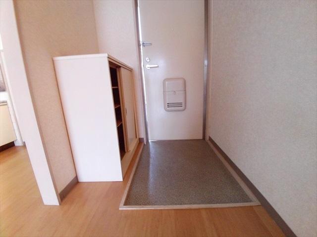 グリーンリバー泉台A 02020号室の玄関