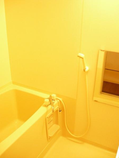 泉台ハイツ 02010号室の風呂