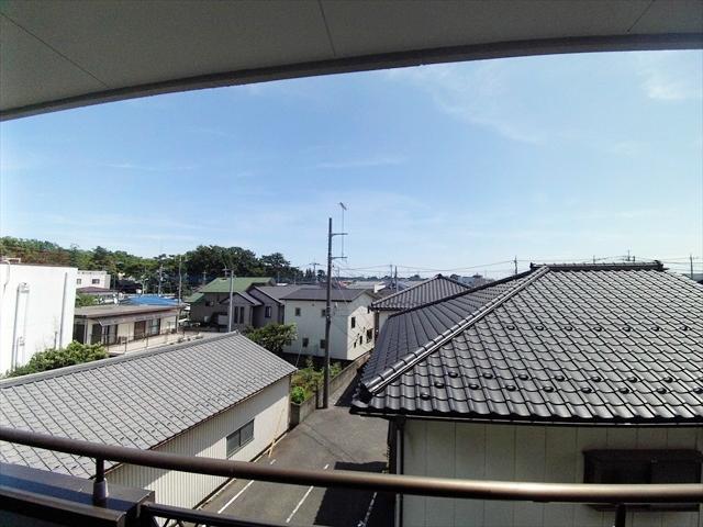 ニューエルディム伊藤A 03010号室の景色