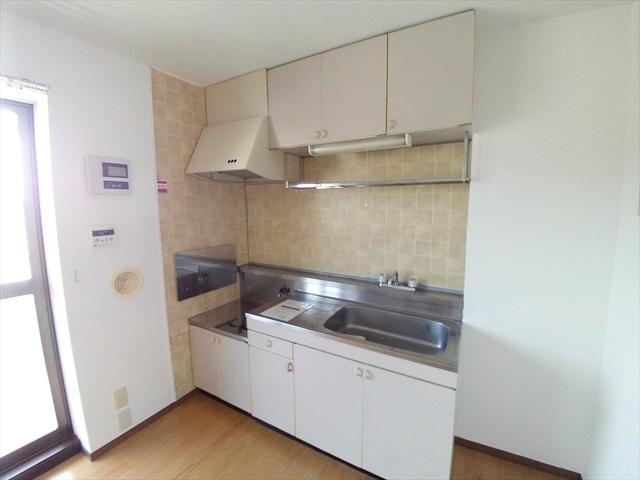 ニューエルディム伊藤A 03010号室のキッチン