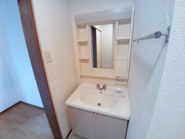 ニューエルディム伊藤A 03010号室の洗面所
