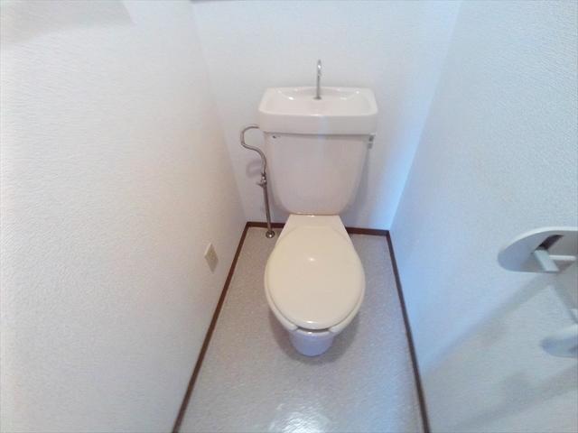 ニューエルディム伊藤A 03010号室のトイレ
