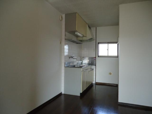 エルディム山田 02010号室のキッチン
