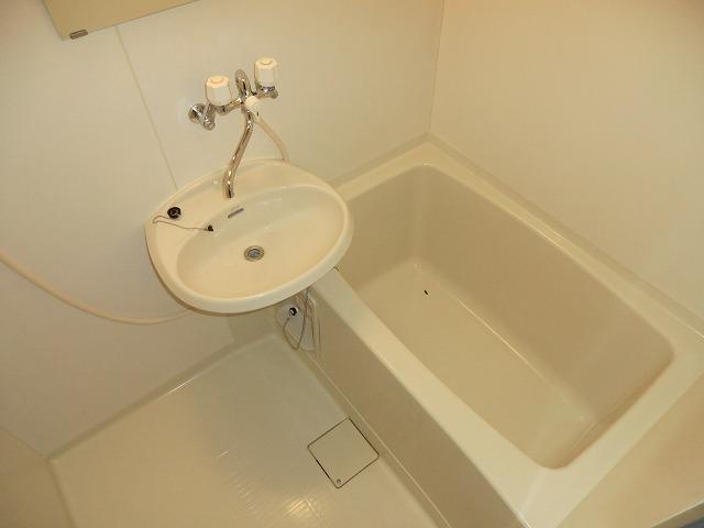 サカエハイツ 02050号室の風呂