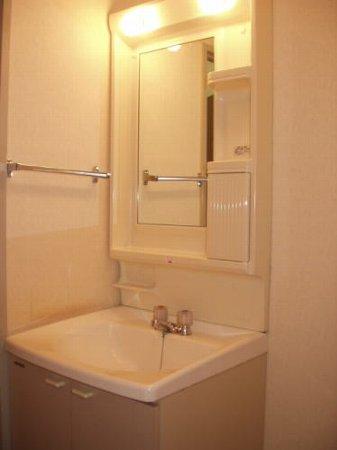 クレストヴィラヒヨシ 04040号室の洗面所