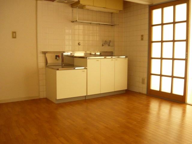 ニューシティー箕田Ⅱ 02020号室のリビング