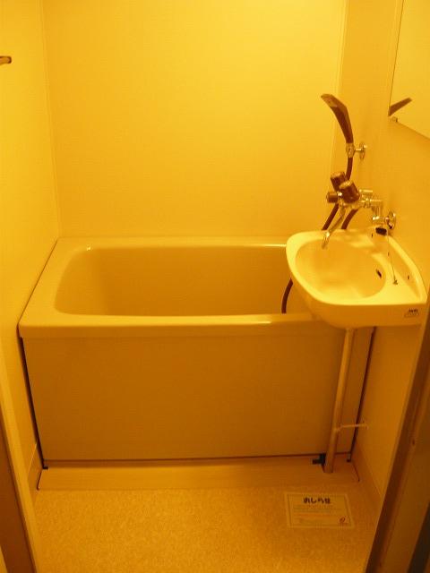 ニューシティー箕田Ⅱ 02020号室の風呂