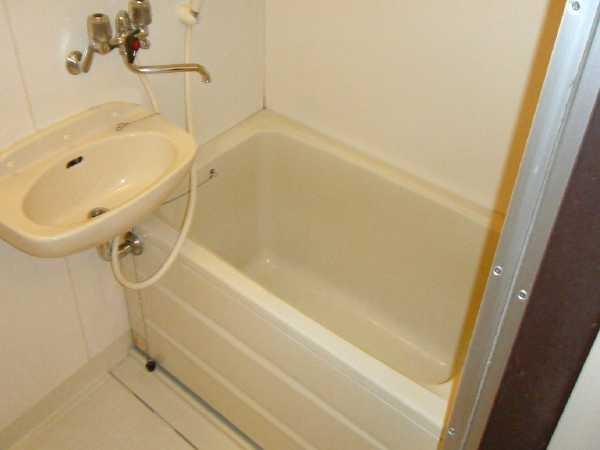 メゾンドレスポワール 01010号室の風呂