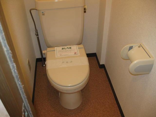 ニューシティー大沢Ⅱ 02030号室のトイレ
