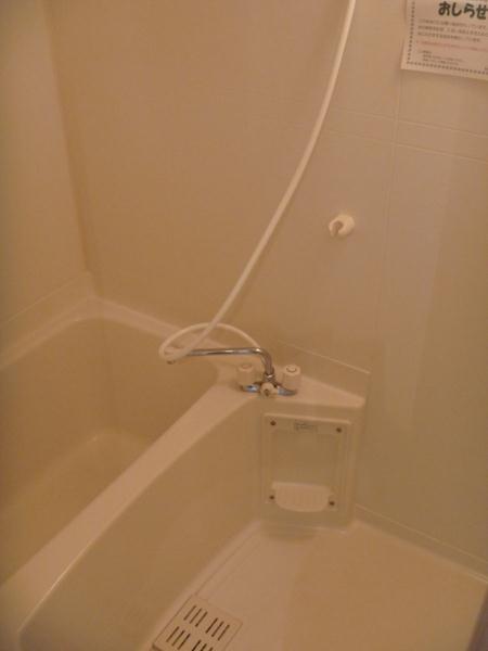 フローラ花見 01010号室の風呂