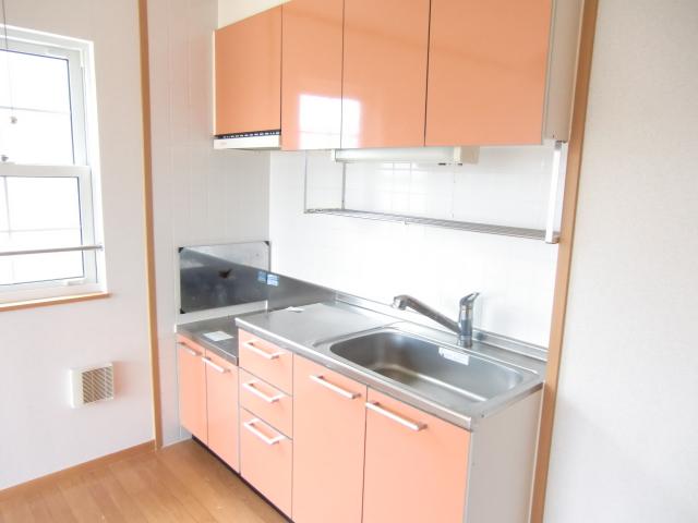 キャラバンサライ壱番館 02020号室のキッチン