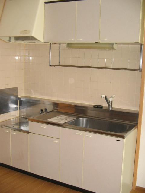 ベル・壱番館 02020号室のキッチン