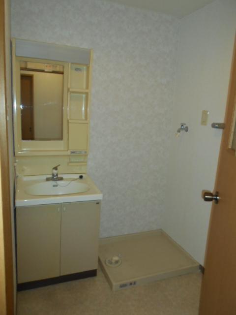 ローレルマンション 01020号室の洗面所
