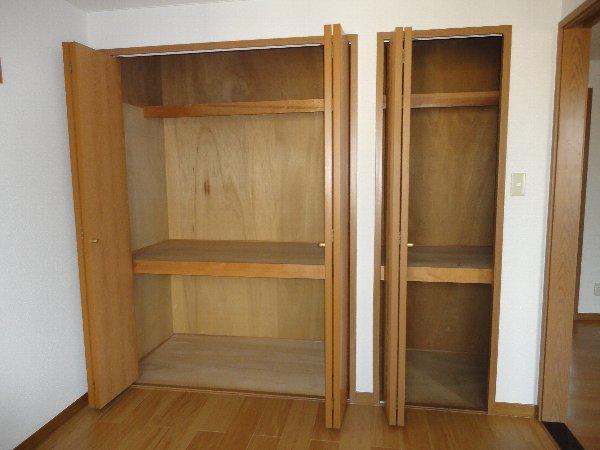 プラセール 02010号室の収納