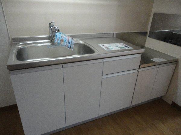 プラセール 02010号室のキッチン
