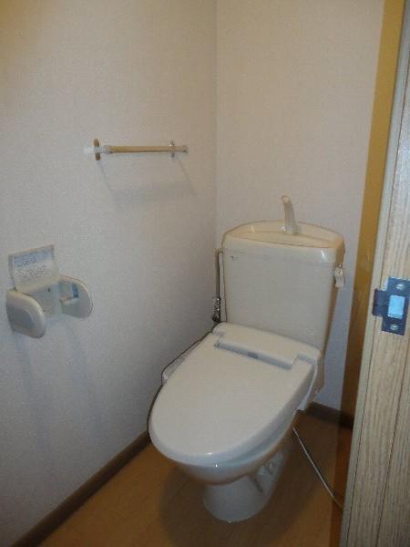 プラセール 02010号室のトイレ