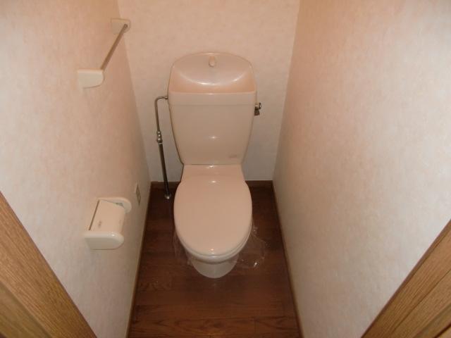 エスB 01020号室のトイレ