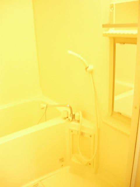スリーゼ 01010号室の風呂