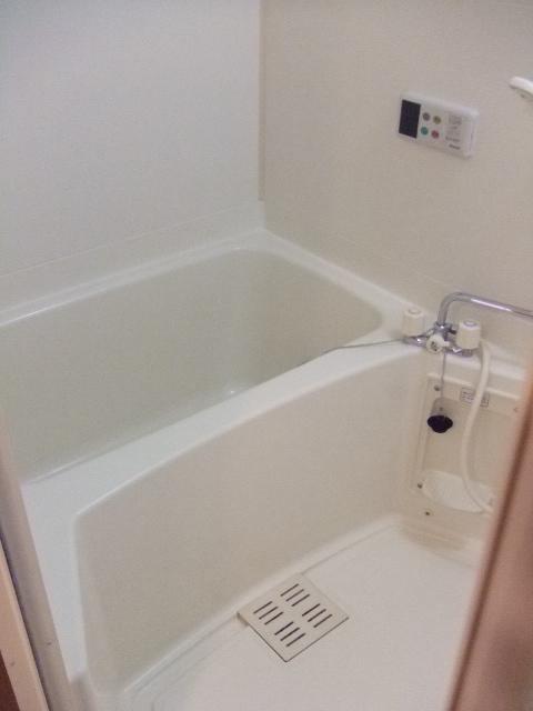 ラ・フォ-レ・フォンテ-ヌ 01020号室の風呂