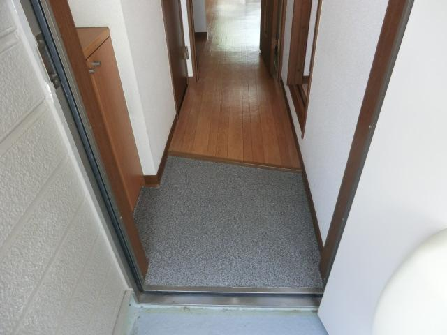 アベニュー埼大通り 02050号室の玄関