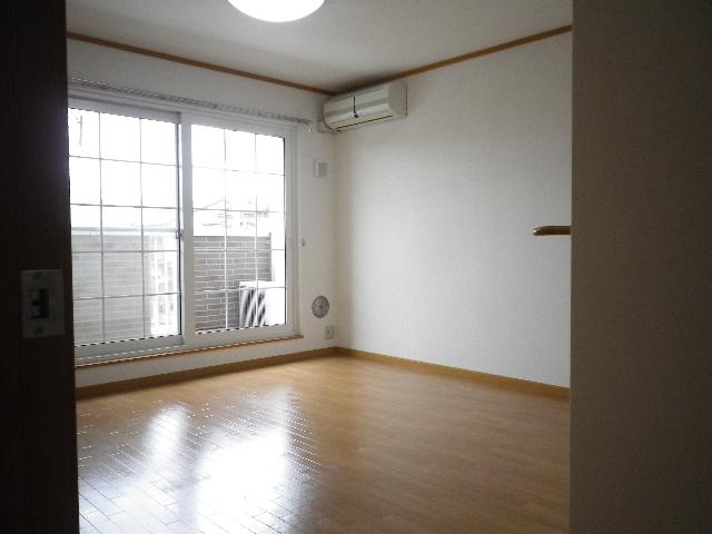 サンセールⅠ 02020号室のリビング