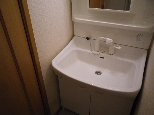 サンセールⅠ 02020号室の洗面所