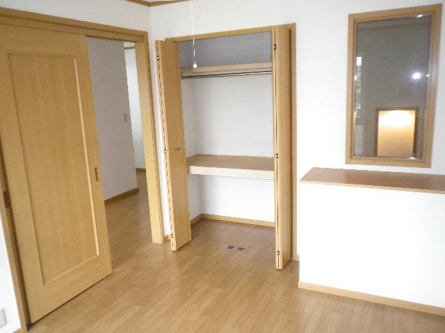 サンセールⅠ 02020号室の居室