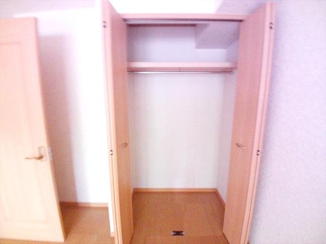 フォーチュンコート 01030号室の収納