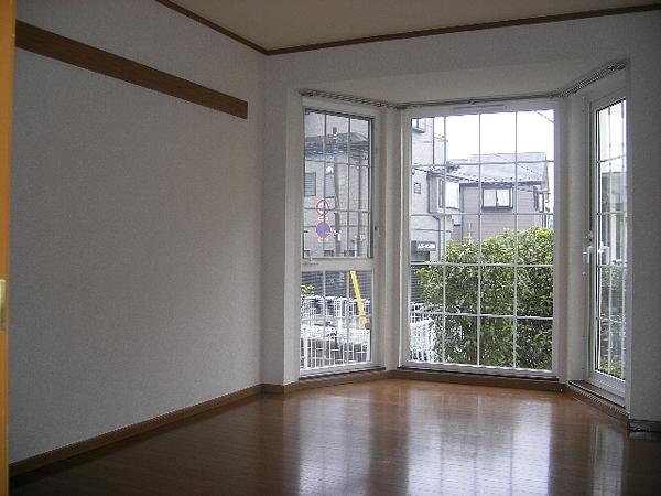 カナルガーデン 01010号室の玄関