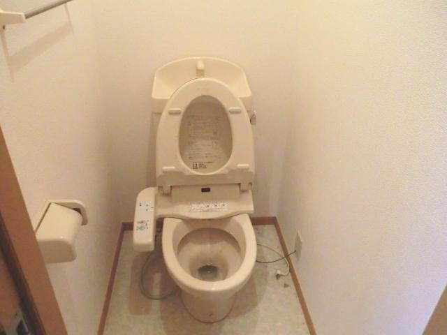 クロシェット・ボワ 03040号室のトイレ