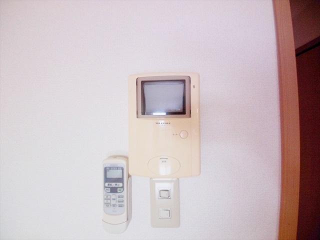 ルル-ディ フヨ 03030号室のセキュリティ