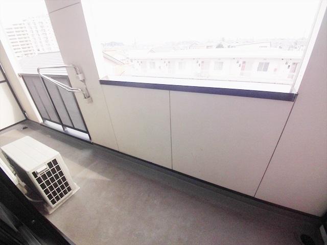 ルル-ディ フヨ 03030号室のバルコニー