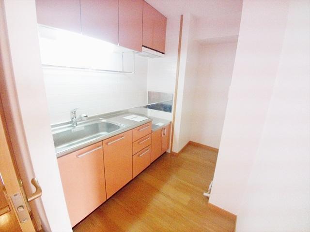 ルル-ディ フヨ 03030号室のキッチン