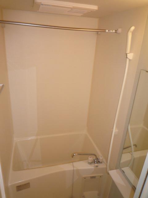 スプリングヒルズ 02060号室の風呂