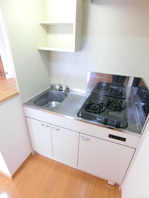 サンライク箱崎 04010号室のキッチン