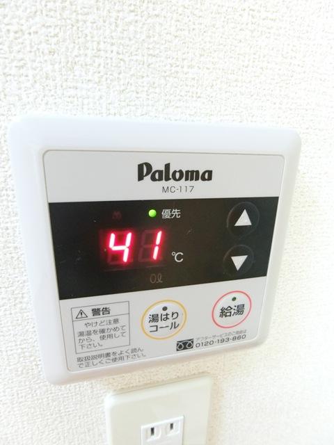 サンライク箱崎 04010号室の設備