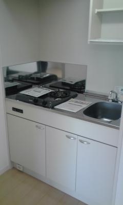 アベンシス・RC 04030号室のキッチン
