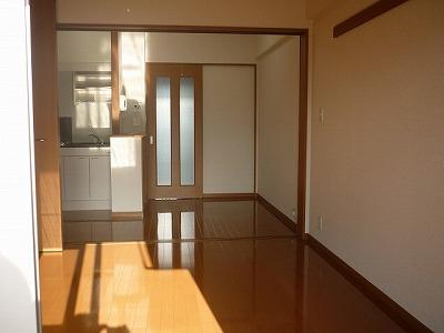 レジデンス19 04030号室の玄関