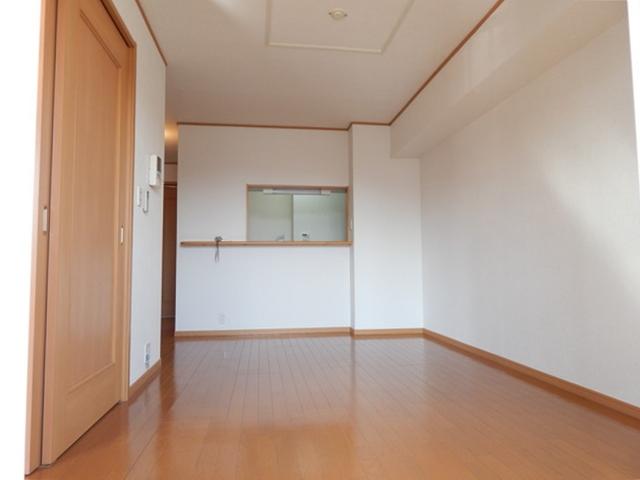 モーヴ・カミカ 02020号室のリビング