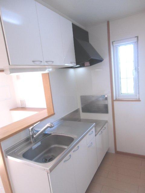 メープル 02010号室のキッチン