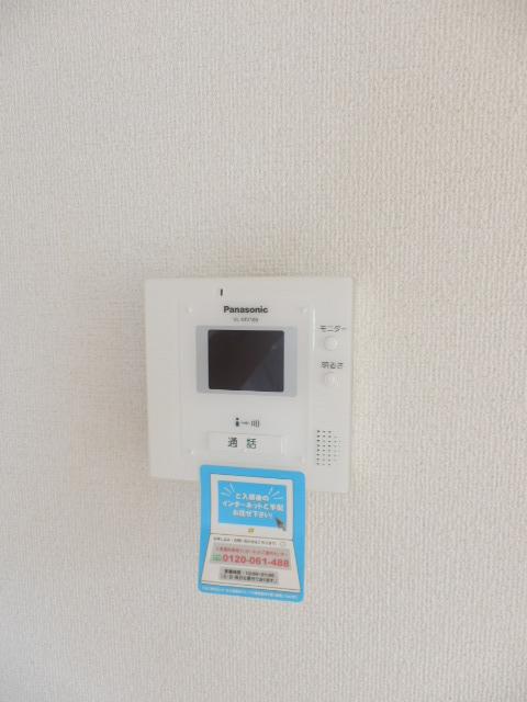 プリミエールレジデンスⅠ 01010号室のセキュリティ