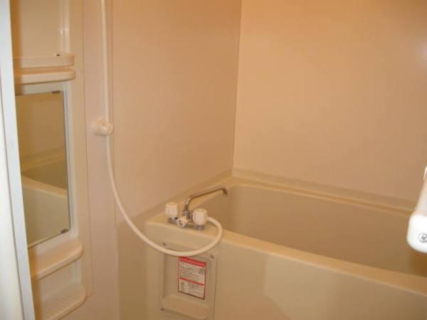 ビュ-ハイム・三橋 02020号室の風呂