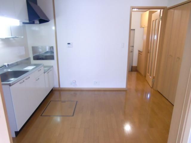 フローラーリアⅠ 01030号室のキッチン
