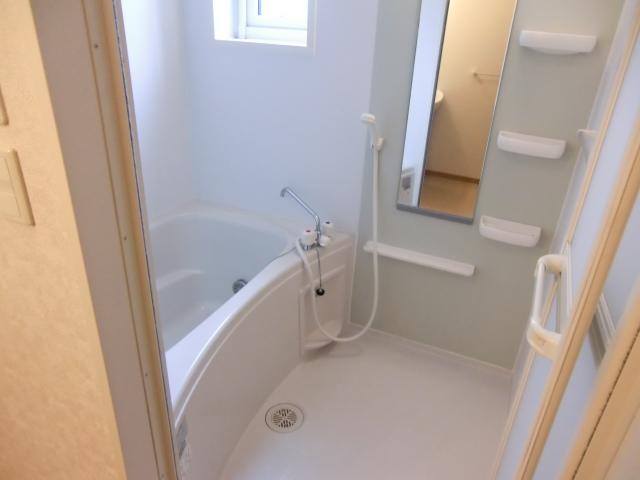 フローラーリアⅠ 01030号室の風呂
