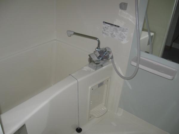 メルヴェーユ 07030号室の風呂