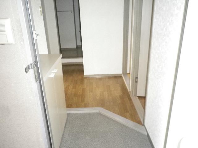 ビューテラス 01030号室の玄関