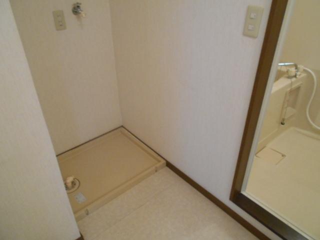 ビューテラス 03020号室の洗面所