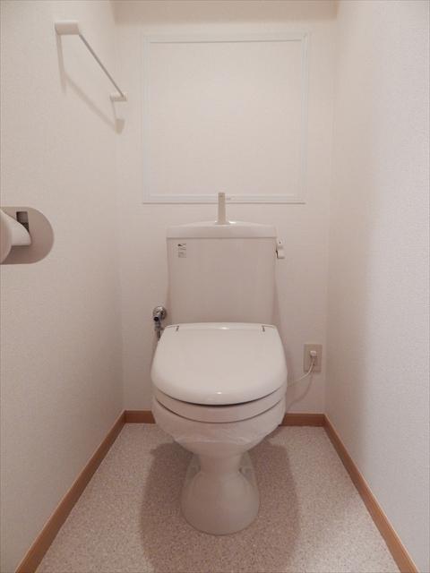 ゴールドレジデンスⅡ 04020号室のトイレ
