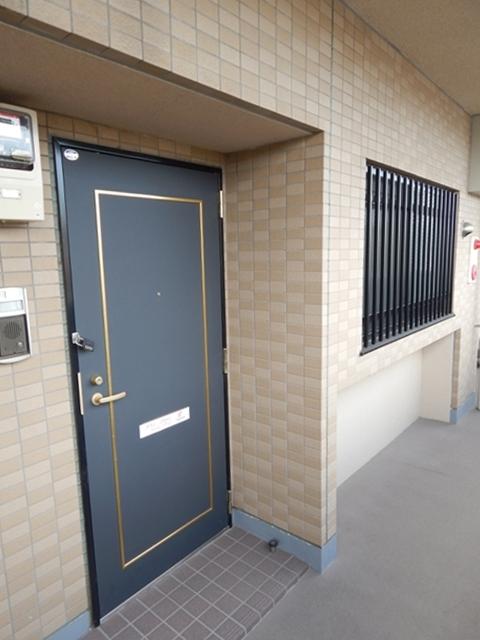 ゴールドレジデンスⅡ 03020号室の玄関